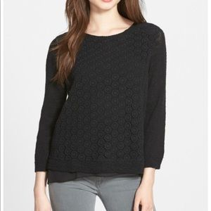 Lucky Brand Layered Pullover